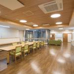 1階ショートステイ食堂・機能訓練室