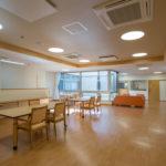 3階食堂・機能訓練室